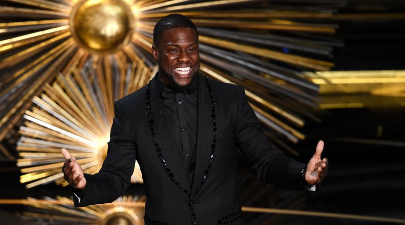 The Oscars tried to get Kevin Hart as Host
