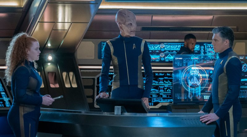 Star Trek: Discovery Season 2 Episode 7 Recap Light and Shadows
