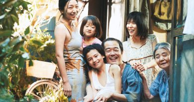 Reflecting on Shoplifters and Poverty