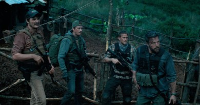 Triple Frontier Netflix Film Review