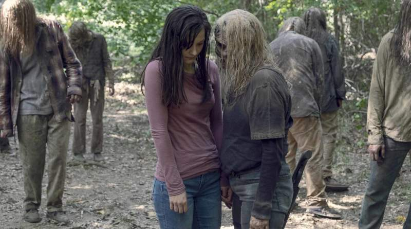 The Walking Dead Season 9, Episode 12 Recap Guardians