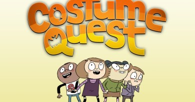 Costume Quest Season 1 - Amazon Prime Series