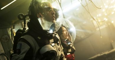 The Wandering Earth Netflix Film Review