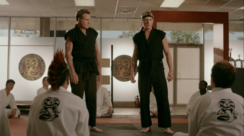 Cobra Kai Season 2 Episode 5 Recap All In