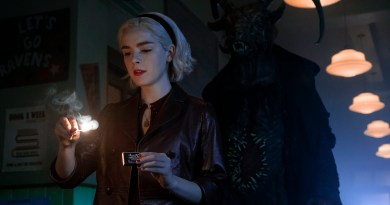 Chilling Adventures of Sabrina Part 2 Review
