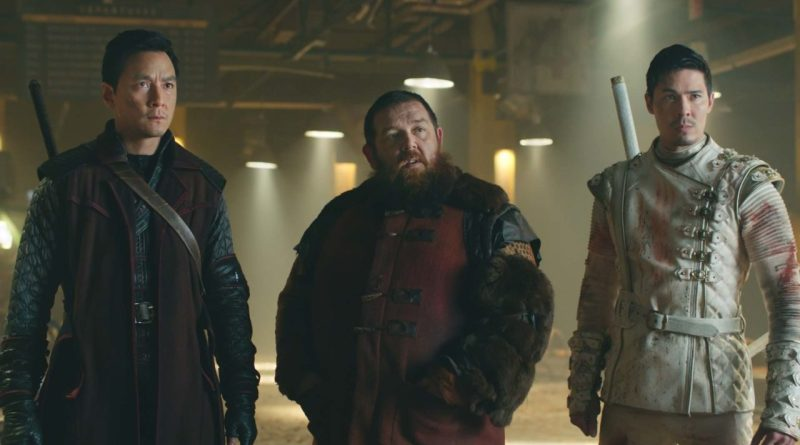 Into the Badlands Season 3 Episode 15 Recap Requiem for the Fallen