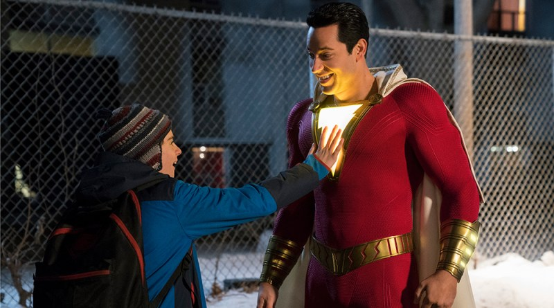 Is Shazam! the closest we will get to a Miracleman movie?