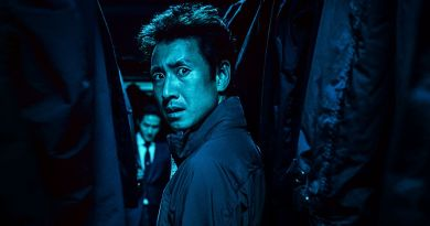 Jo Pil-ho: The Dawning Rage South Korean Netflix film review