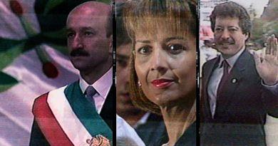 Mexican Netflix miniseries 1994 - Luis Donaldo Colosio
