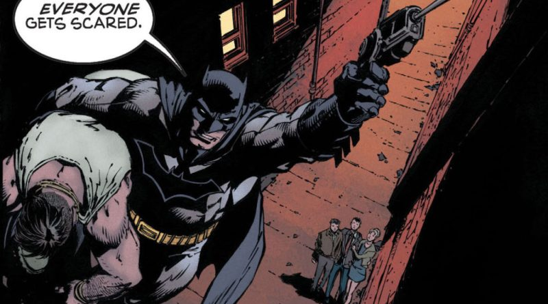 Tom King Removed From Batman Early