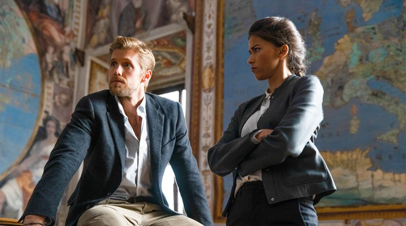 Blood & Treasure Episode 3 recap The Code of Hawaladar
