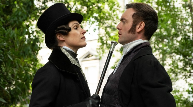 Gentleman Jack Episode 5 recap Let's Have Another Look At Your Past Perfect
