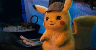 Detective Pikachu Film review