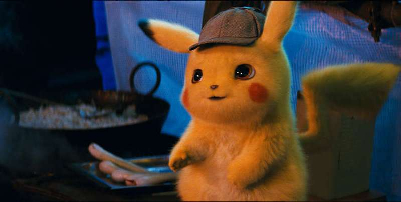 Pokemon Detective Pikachu Review Tame Yet Fun And Fluffy Rsc
