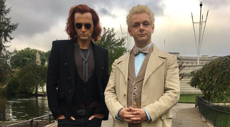 "Good Omens episode 4 recap: ""Saturday Morning Funtime"""