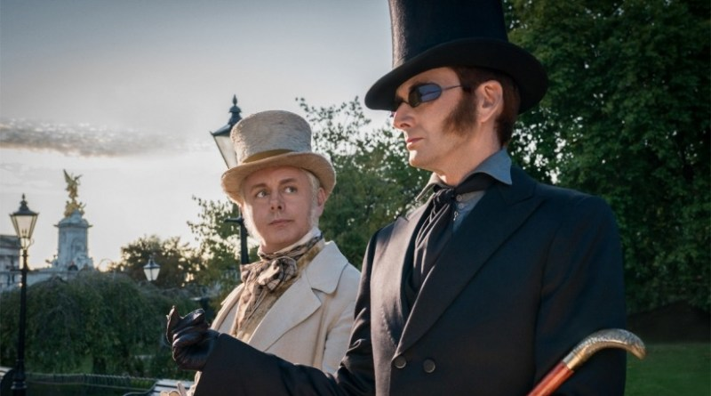 Good Omens episode 3 recap Hard Times