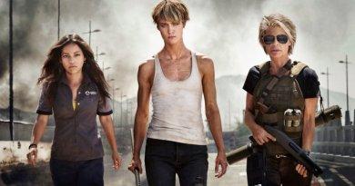 The Terminator: Dark Fate teaser trailer