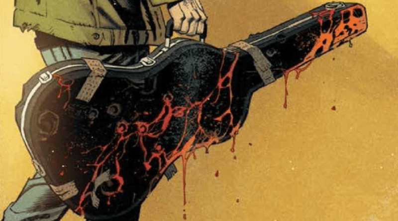 Killer Groove #2 review