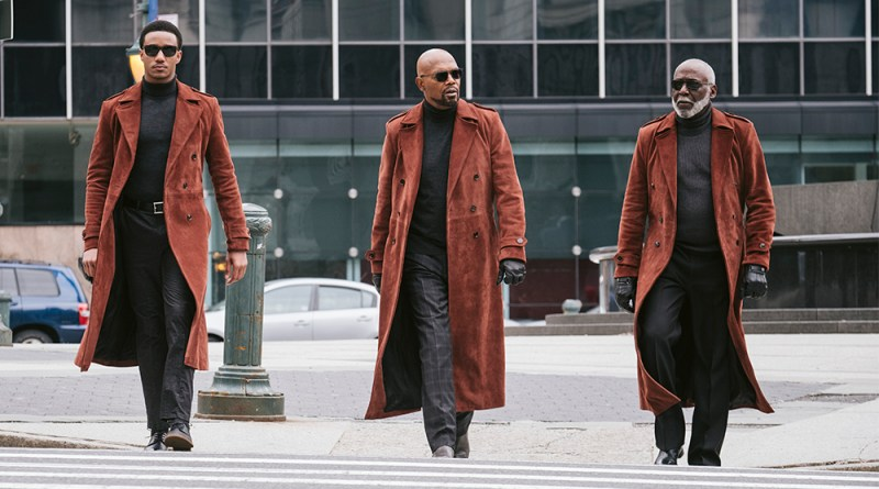 Shaft (2019) Netflix Review