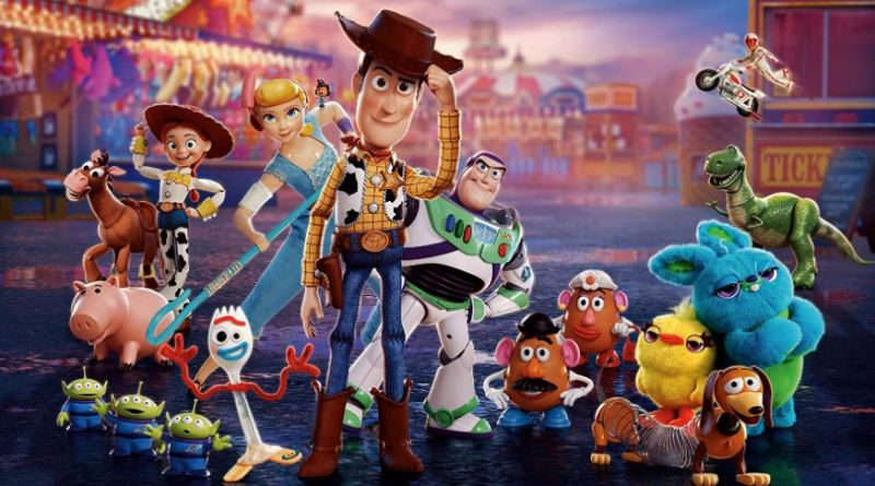 Three Ups and Three Downs in Toy Story 4