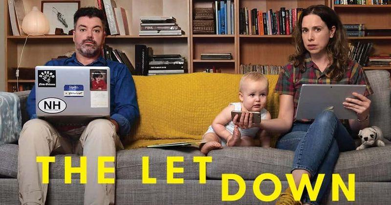 Netflix series The Letdown Season 2, Episode 6 - Shameless - the finale