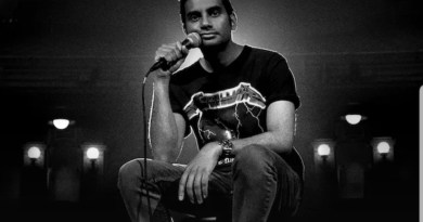 Aziz Ansari: Right Now second opinion