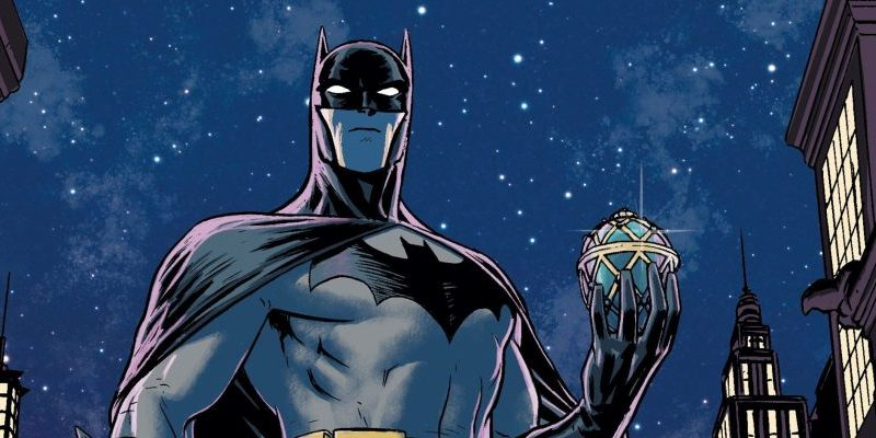 Batman Universe #1 review
