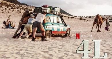 Spanish Netflix film4 latas