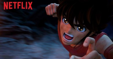 Saint Seiya: Knights of the Zodiac - Season 1 - Netflix Anime Series