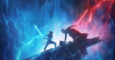 Star Wars: Rise of Skywalker D23 Trailer