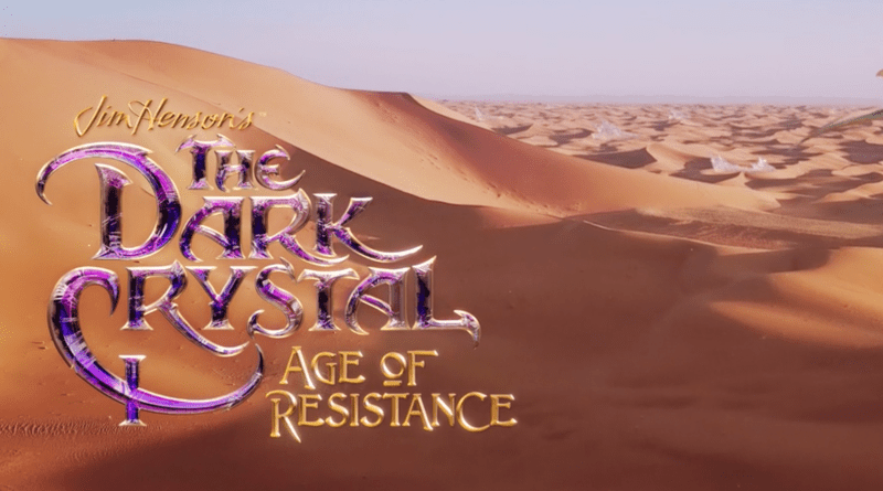 Netflix Series The Dark Crystal: Age of Resistance Season 1, Episode 7 - Time to Make ... My Move