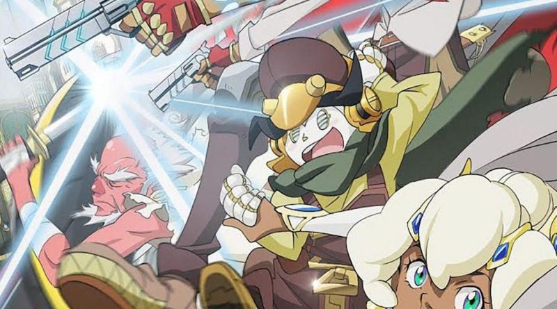 Cannon Busters (Netflix) Season 1 review: Just about worth the wait
