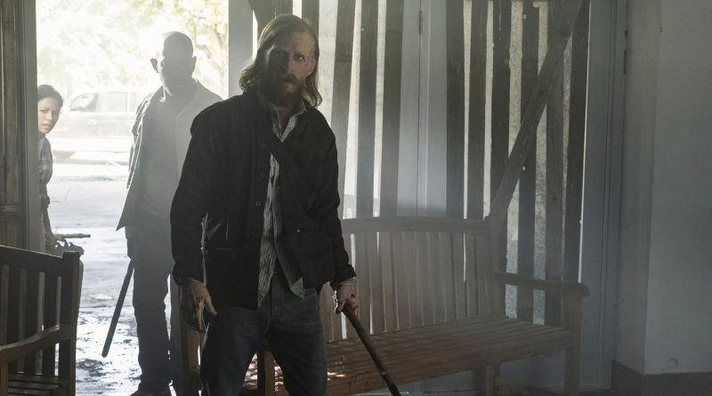 "Fear the Walking Dead Season 5, Episode 10 recap: ""210 Words Per Minute"""