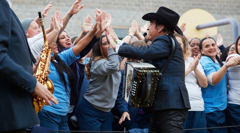 Los Tigres del Norte at Folsom Prison (Netflix) review