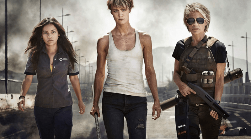 Three Ups & Three Downs in Terminator: Dark Fate