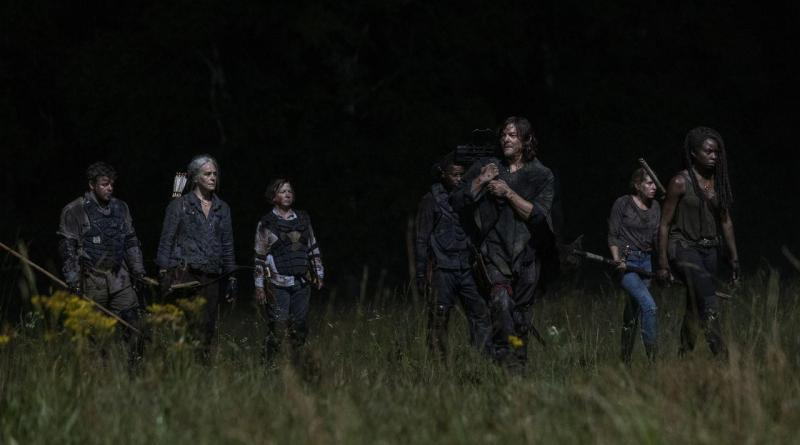 "The Walking Dead Season 10, Episode 3 recap: ""Ghosts"" | RSC"