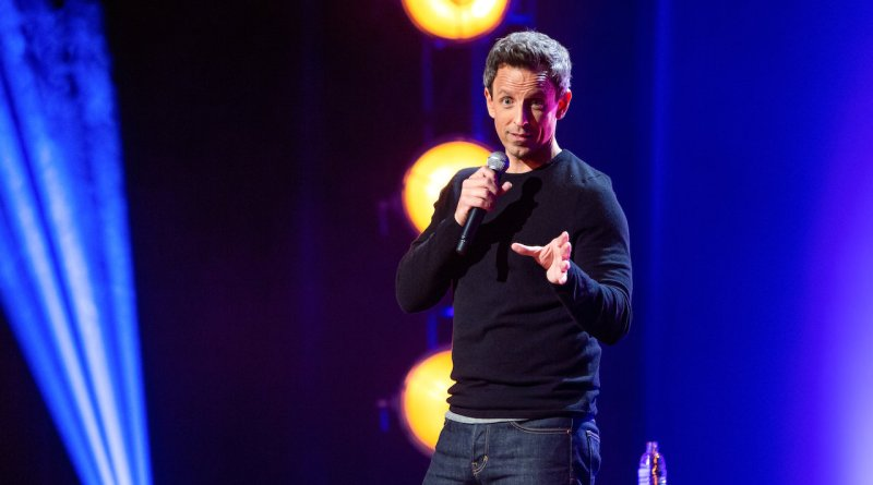 Seth Meyers: Lobby Baby - Netflix Special - Stand-Up