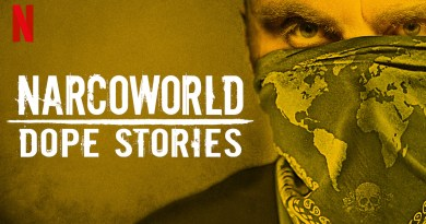 Narcoworld: Dope Stories (Netflix) review
