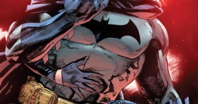 DC Previews for January 2020