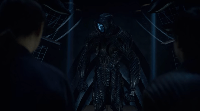 Netflix Series Lost in Space Season 2, Episode 9 - Shell Game