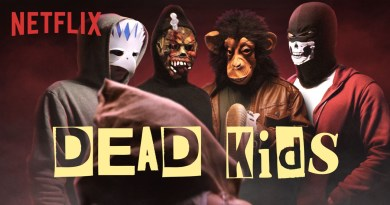 Dead Kids (Netflix) review: Who's watching the kids?