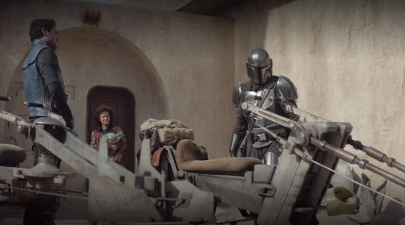 "The Mandalorian (Disney+) Season 1, Episode 5 recap: ""The Gunslinger"""
