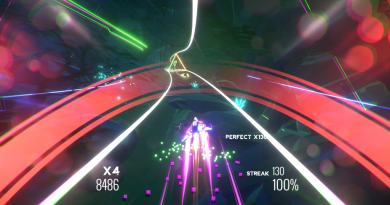 Avicii Invector review - a great rhythm-action game and a psychedelic memorial