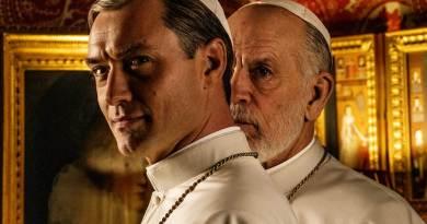 The New Pope season 1, episode 1 recap - procedures and plentiful popes