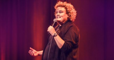 Netflix Special Fortune Feimster: Sweet & Salty