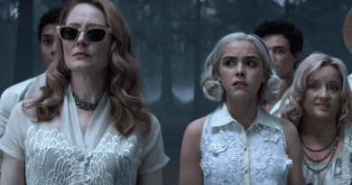 Netflix Series Chilling Adventures of Sabrina season 3, episode 4 - Chapter Twenty-Four: The Hare Moon
