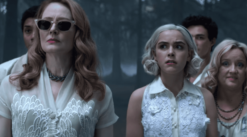 Image result for chilling adventures of sabrina season 3