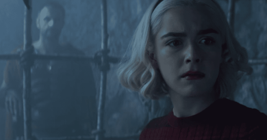 Netflix Series Chilling Adventures of Sabrina season 3, episode 5 - Chapter Twenty-Five: The Devil Within
