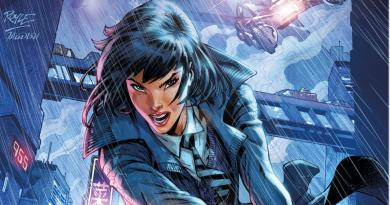 Blade Runner 2019 Free Comic Book Day Preview