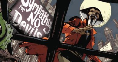 AfterShock Comics announces Sympathy For No Devils